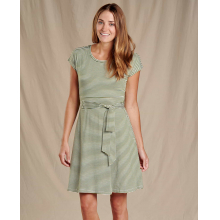 Women's Cue Wrap SS Dress by Toad&Co in Sioux Falls SD