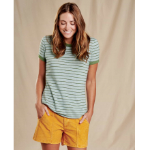 Women's Grom Ringer SS Tee by Toad&Co in Glenwood Springs CO