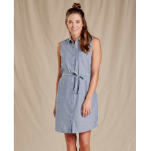 Funday SL Tie Dress by Toad&Co in San Carlos Ca