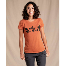 Women's Primo Daily SS Tee by Toad&Co