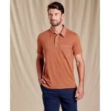Men's Primo SS Polo by Toad&Co in Sioux Falls SD