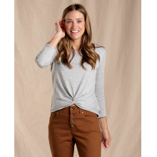 Women's Maisey 3/4 Sleeve Twist Top by Toad&Co in Sioux Falls SD
