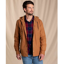 Men's Mcway Hooded Shirt Jacket