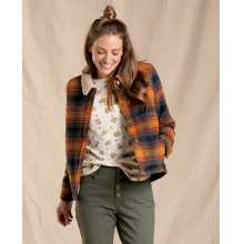 Women's Burntside Trucker Jacket by Toad&Co in Chelan WA
