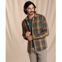 Men's Over And Out Reversible LS Shirt by Toad&Co