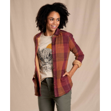Women's Cairn Duofold LS Shirt by Toad&Co