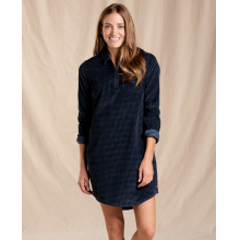 Women's Cruiser Cord Popover Dress by Toad&Co
