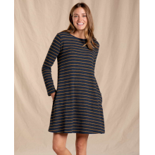Women's Foothill LS Swing Dress by Toad&Co
