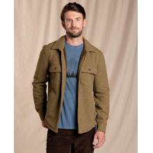 Men's Flatlander Shirt Jacket by Toad&Co
