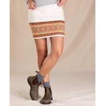 Women's Merritt Merino Sweater Skirt by Toad&Co