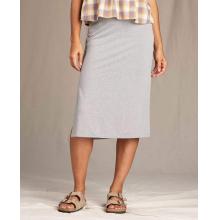 Women's Piru Midi Skirt by Toad&Co