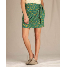 Women's Sunkissed Wrap Skirt by Toad&Co in Golden CO
