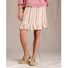 Women's Taj Hemp Ruffle Skirt