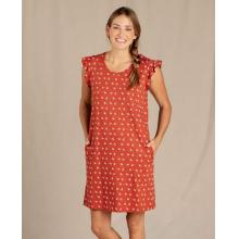 Women's Rufflita SS Dress by Toad&Co