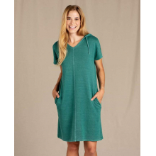 Women's Epiq Hooded SS Dress by Toad&Co
