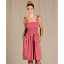 Women's Gemina Sleeveless Dress by Toad&Co in Chelan WA