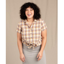 Women's Willet Tie SS Shirt by Toad&Co