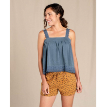 Women's Primo Eyelet Tank by Toad&Co