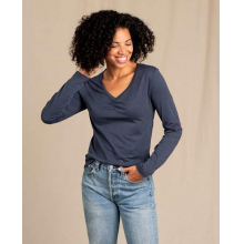 Women's Rose LS Tee by Toad&Co in Chelan WA