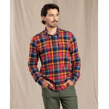 Men's Indigo Flannel Ls Shirt by Toad&Co in Chelan WA