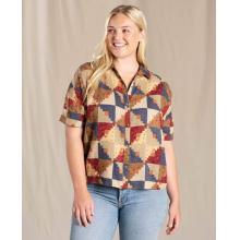Women's Manzana Ss Shirt by Toad&Co in Aspen CO