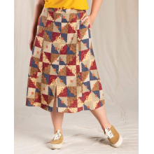 Women's Manzana Pull-On Skirt by Toad&Co
