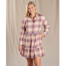 Women's Re-Form Tiered Dress by Toad&Co in Chelan WA