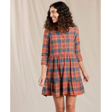 Women's Re-Form Tiered Dress by Toad&Co in Squamish BC