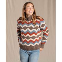 Women's Wilde 1/4 Zip Sweater by Toad&Co in Chelan WA