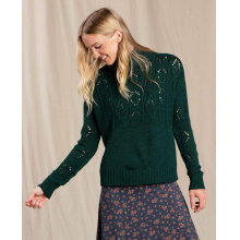 Women's Tupelo II Cable Sweater by Toad&Co in Chelan WA