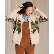 Women's Nitsa II Cardigan by Toad&Co in Squamish BC