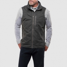 Men's Burr Vest by Kuhl in Golden Co