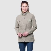 Women's Rekon Jacket by Kuhl in Golden Co