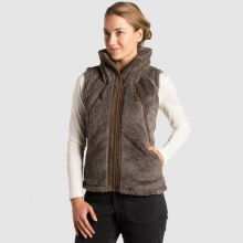 Women's Flight Vest by Kuhl in Golden Co