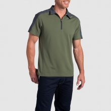 Men's Shadow Polo