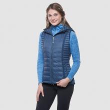 Women's Spyfire Hooded Vest by Kuhl in Fairbanks Ak