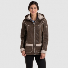 Women's Dani Sherpa Jacket by Kuhl in Iowa City Ia