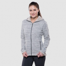 Women's Alska Hoody by Kuhl in Canmore Ab