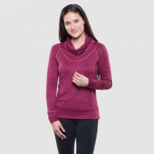 Women's Lea Pullover by Kuhl in Red Deer Ab