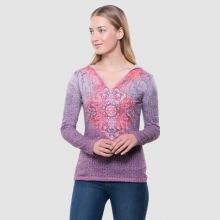 Women's Basel Hoody by Kuhl in Campbell Ca