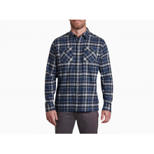 Men's Dillingr Flannel LS by Kuhl in Blacksburg VA