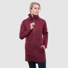 Women's Jetstream Trench by Kuhl in Portland Me
