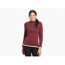 Women's Alska 1/4 Zip by Kuhl in Scottsdale Az