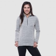Women's Alska 1/4 Zip by Kuhl in Canmore Ab