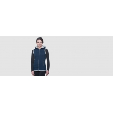Women's Alska Hooded Vest by Kuhl in Abbotsford Bc