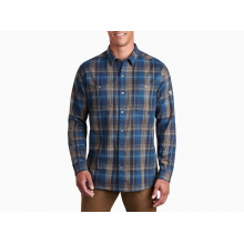 Men's Fugitive Flannel LS by Kuhl in Sioux Falls SD