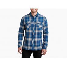 Men's Lowdown Flannel LS by Kuhl in Alamosa CO