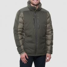 M's Firestorm Down Jacket by Kuhl
