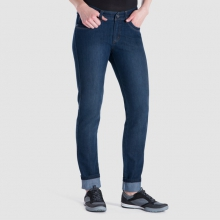 Women's Danzr Skinny Jean by Kuhl in Golden Co