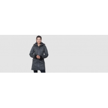 Women's Arktik Down Parka by Kuhl in Corte Madera Ca